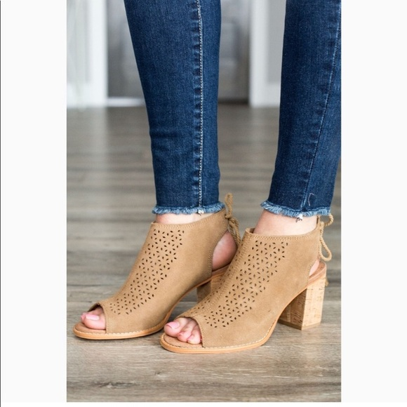 Toms Shoes | Toms Elba Toffee Suede